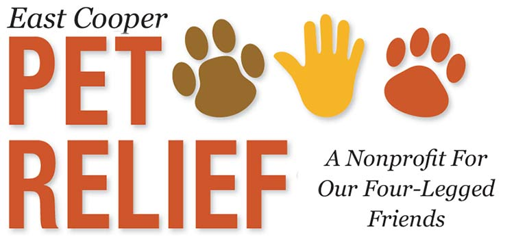 East Cooper Pet Relief, a nonprofit for our four-legged friends