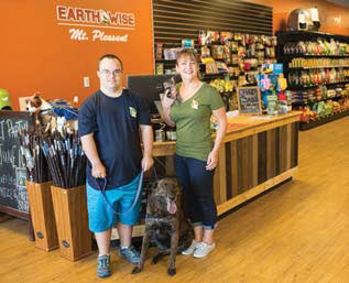 EarthWise Pet Supply: Meeting Pet Needs Naturally