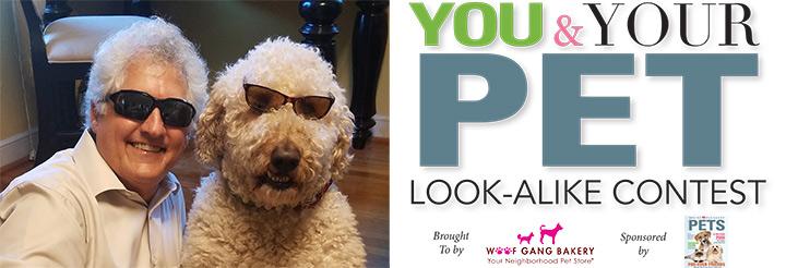 Pet Look-Alike Contest