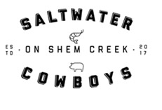 Saltwater Cowboys, Shem Creek, Mount Pleasant, SC