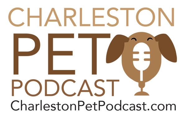Charleston Pet Podcast logo