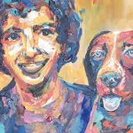 Thumbnail image for the How Service Dogs Have Aided My Recovery: Best Friend on Another Level article