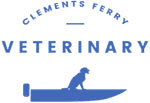 Clements Ferry Veterinary logo