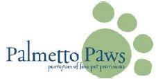 Palmetto Paws logo