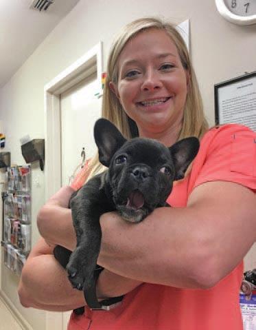 Dr Jacquelyn Jones of East Cooper Animal Hospital