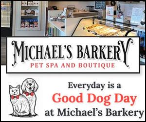 Michael's Barkery Pet Spa & Boutique in Daniel Island, SC.