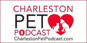 Listen to the Charleston Pet Podcast